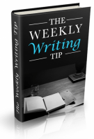 WeeklyWritingTips.7824