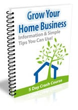 GrowHomeBizEcourse_plr