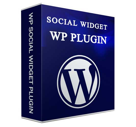 WP-Social-Widget-Plugin