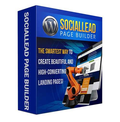 SocialLead-Page-Builder