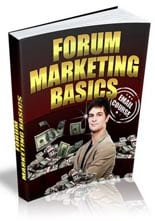 ForumMarketingBasics_plr