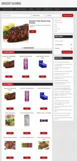 GroceryAmazonStore_plr