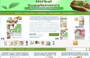 Amazon_Herbal_PLR_Blog-300×194