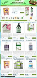 HerbalSupplementsBlog_plr