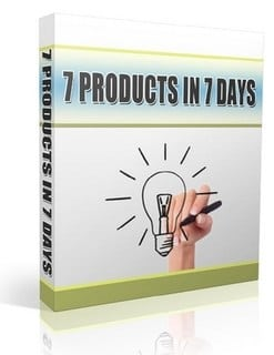 7ProductsIn7Days