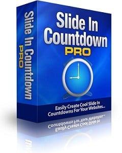 SlideInCountdownPRO
