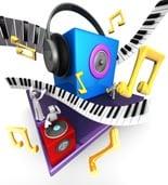 Musical World Concept