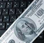 Online, cash payment