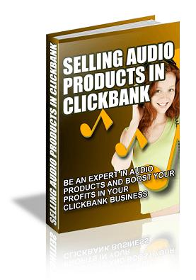 SellAudioProductsClickbank_mrr