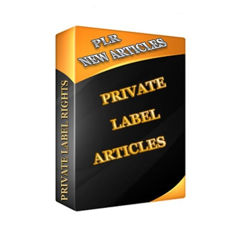 PLR-Articles