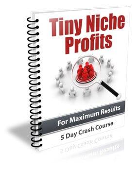 TinyNicheProfits_plr
