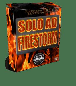 SoloAdFireStorm