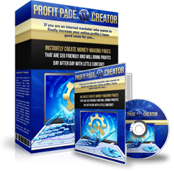 WPProfitPageCreator