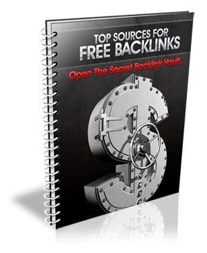 TopSourcesforFreeBacklinks