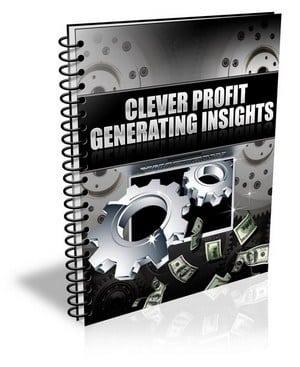 CleverProfitGeneratingInsights