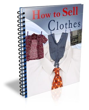 HowToSellClothes