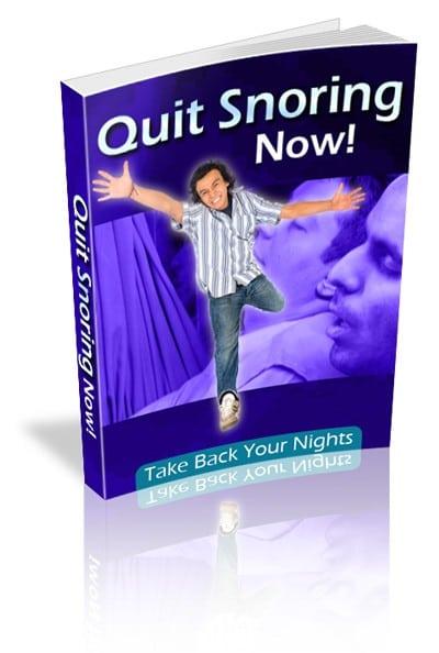 QuitSnoringNow