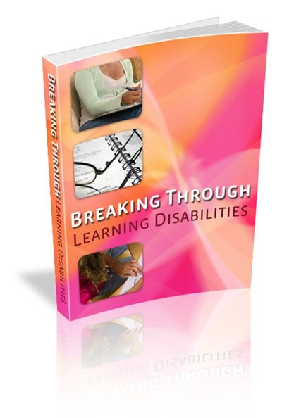 BreakingthroughLearningDisabilities