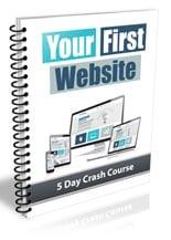 YourFirstWebsite plr Your First Website