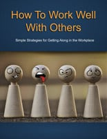 HowToWorkWellOthers plr How To Work Well With Others