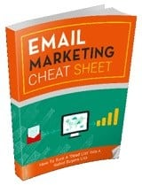 EmailMrktngCheatSheet mrr Email Marketing Cheat Sheet