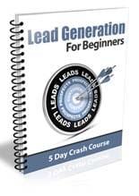 LeadGenerationBegnnrs plr Lead Generation For Beginners