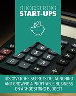 ShoestringStartups p Shoestring Startups