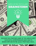 MillionDollarBrainstorm p Million Dollar Brainstorm