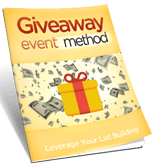 GiveawayEventMethod p Giveaway Event Method