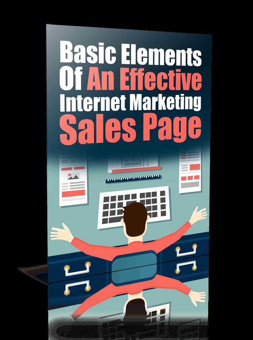 EffectiveIMSalesPage plr Effective Internet Marketing Sales Page
