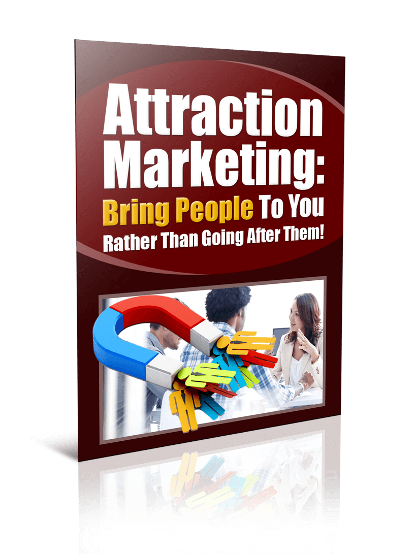 AttractionMarketing plr Attraction Marketing