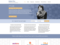 dfaffqw Hello Pro Genesis WordPress Theme