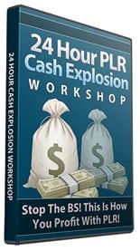 24HrPLRCashExplosion p 24 Hour PLR Cash Explosion