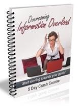 OvercomeInfoOverload plr Overcome Information Overload