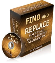 FindAndReplace plr Find And Replace