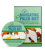 NavigatingPaleoDietVIDS mrr Navigating The Paleo Diet Video Upgrade