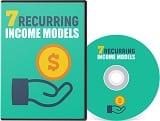 7RecurringIncomeModels mrr 7 Recurring Income Models