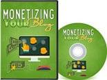 MonetizingYourBlog mrrg Monetizing Your Blog