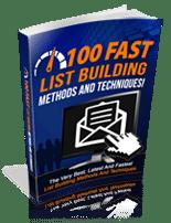 100FastListBldngTech rrg 100 Fast List Building Techniques