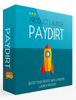 ProductLaunchPaydirt mrrg Product Launch Paydirt