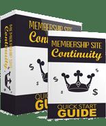 MembSiteContinuityGld mrrg Membership Site Continuity Gold Upgrade