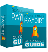 ProdLaunchPaydirtGld mrrg Product Launch Paydirt Gold Upgrade