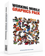WorkingMobileGraphics p Working Mobile Graphics Pack
