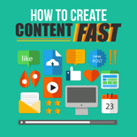 HowCreateContentFast mrr How To Create Content Fast