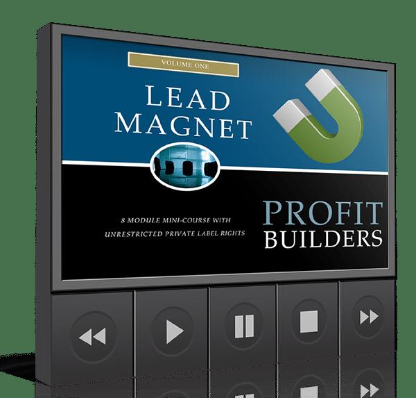 Lead Magnet Profit Builders Lead Magnet Profit Builders