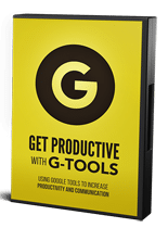GetProductiveGToolsAdv mrrg Get Productive With G Tools Advanced