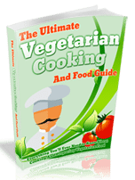 UltVegetarianCookGuide rr The Ultimate Vegetarian Cooking And Food Guide