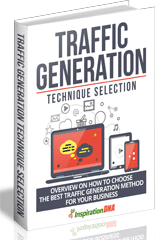 TrafficGenTechnique mrrg Traffic Generation Technique Selection