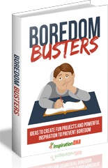 BoredomBusters mrrg Boredom Busters