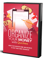 OrgYourMoneyQuicken mrr Organize Your Money With Quicken